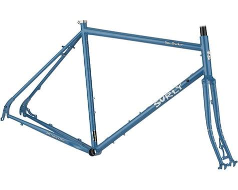 "Surly Disc Trucker 26"" Frameset (Brilliant Blue) (52cm)"