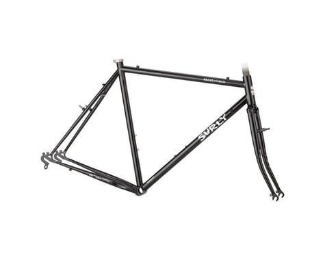 Surly Cross Check 42cm Frameset Black (42cm)