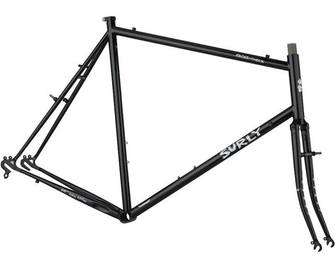Surly Cross Check 42cm Frameset Black (64cm)