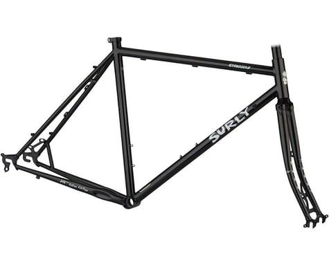 Surly Straggler 650b Frameset (Gloss Black) (46cm)