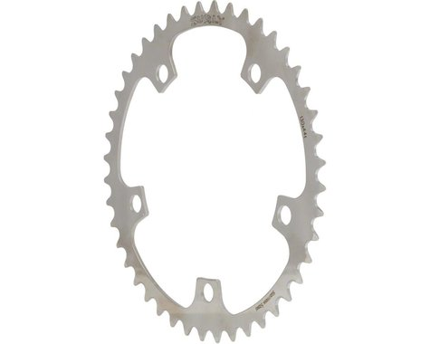 Surly Stainless Steel Chainring (Silver) (130mm BCD) (42T)