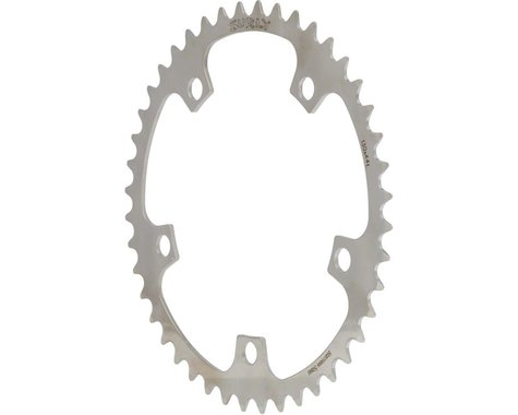 Surly Stainless Steel Chainring (Silver) (130mm BCD) (44T)