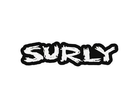 """Surly Logo Sticker 24"""" x 5.46"""""""