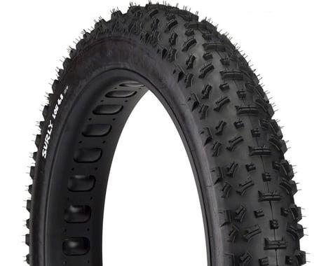 Surly Lou Tire - 26 x 4.8, Clincher, Folding, Black, 120tpi