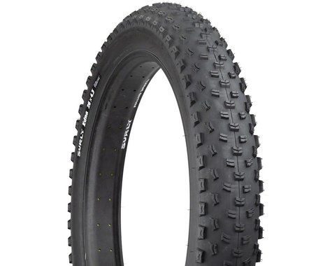 Surly Edna Tire - 26 x 4.3, Tubeless, Folding, Black, 60tpi
