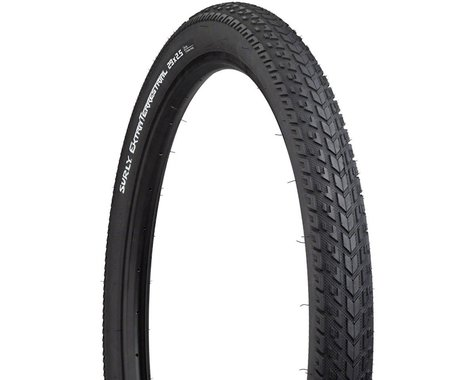 "Surly ExtraTerrestrial Tubeless Touring Tire (Black) (29"") (2.5"")"