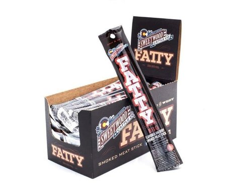 Sweetwood Cattle Co. Fatty Meat Sticks (Bbq) (15)