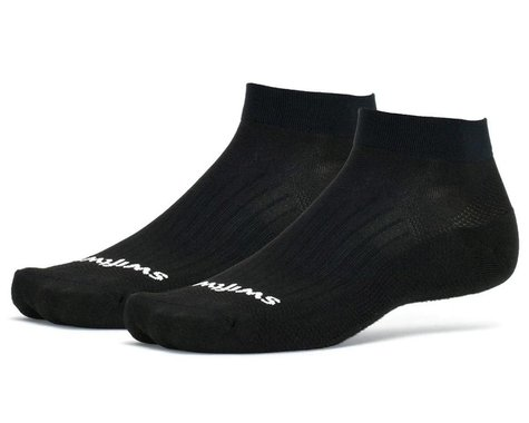 Swiftwick Aspire One Socks (Black Military) (S)