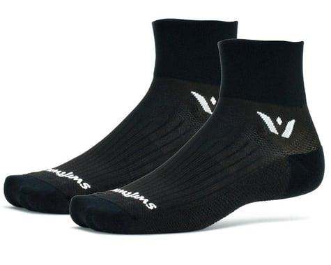 Swiftwick Performance Two Socks (Black) (S)