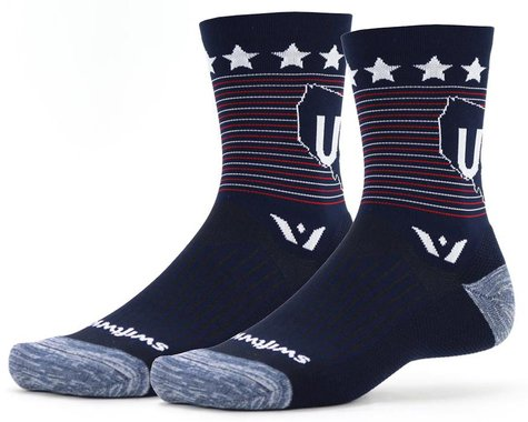 Swiftwick Vision Five Socks (American) (S/M)