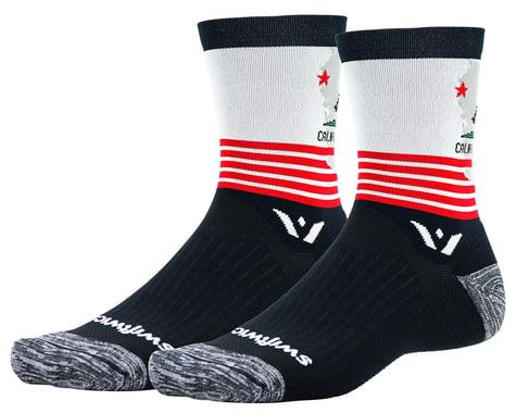 Swiftwick Vision Five Socks (California) (S/M)