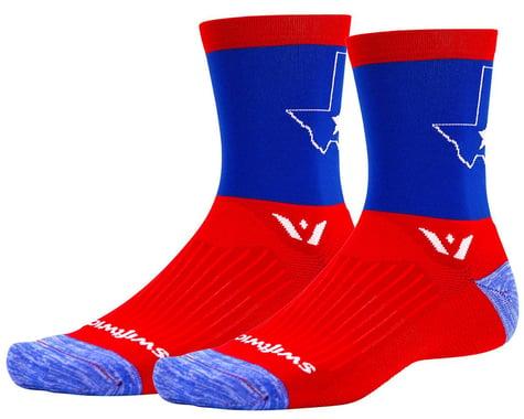 Swiftwick Vision Five Socks (Texas)