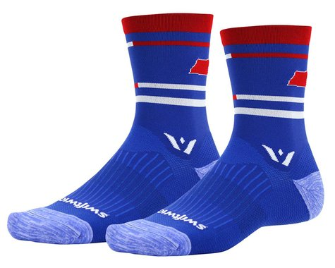 Swiftwick Vision Five Socks (Tennessee) (S/M)