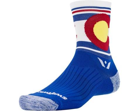 Swiftwick Vision Spirit Five Sock (Colorado)
