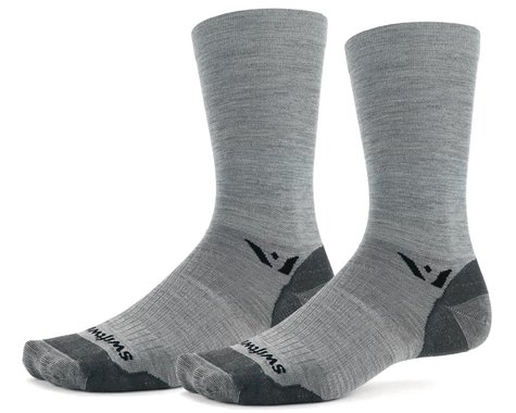 Swiftwick Pursuit Seven Ultralight Socks (Heather) (L)