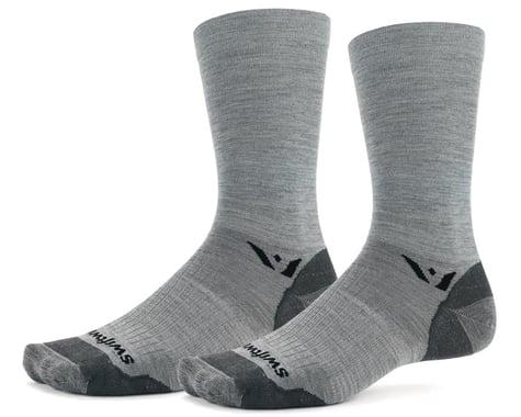Swiftwick Pursuit Seven Ultralight Socks (Heather) (S)
