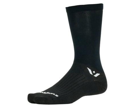 Swiftwick Aspire Seven Sock (Black) (XL)