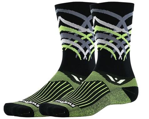 Swiftwick Vision Seven Socks (Black) (M)