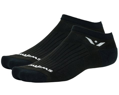 Swiftwick Performance Zero Sock (Black) (L)