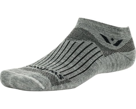 Swiftwick Pursuit Zero Sock (Heather Gray)