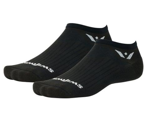Swiftwick Aspire Zero Sock (Black) (XL)