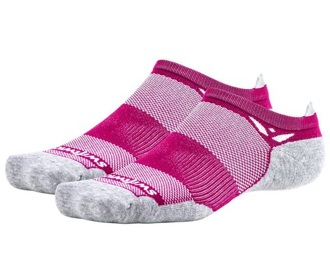 Swiftwick Maxus Zero Tab Socks (Berry) (L)