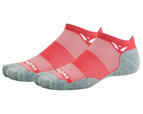 Swiftwick Maxus Zero Tab Socks (Guava) (S)