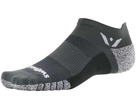Swiftwick Flite XT Zero Sock (Royal Gray) (M)