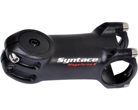 Syntace Megaforce 2 Stem (Black) (31.8mm) (40mm) (6°)
