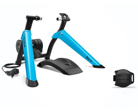 SCRATCH & DENT: Tacx Boost Indoor Trainer Bundle