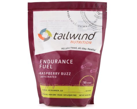 Tailwind Nutrition Endurance Fuel (Raspberry) (48oz)