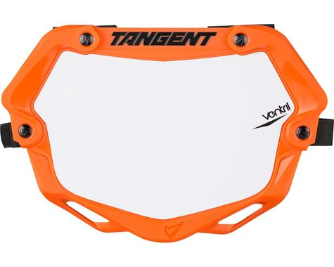 Tangent 3D Ventril Plate (Orange) (S)