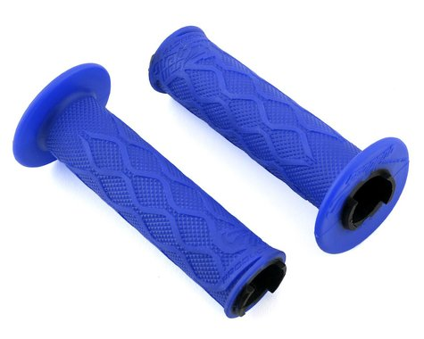 Tangent Pro Lock-On Grips (Blue/Black) (130mm)