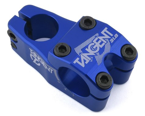 "Tangent Oversize Split Top Load Stem (Blue (1-1/8"") (31.8mm) (53mm)"