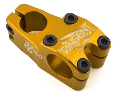 """Tangent Oversize Split Top Load Stem (Gold) (1-1/8"""") (31.8mm) (53mm)"""