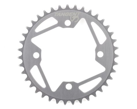 Tangent Halo 4-Bolt Chainring (Gun Metal) (39T)