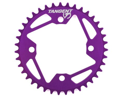 Tangent Halo 4-Bolt Chainring (Purple) (39T)