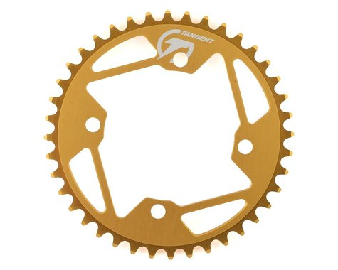 Tangent Halo 4-Bolt Chainring (Gold) (40T)