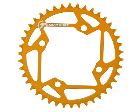 Tangent Halo 4-Bolt Chainring (Gold) (42T)