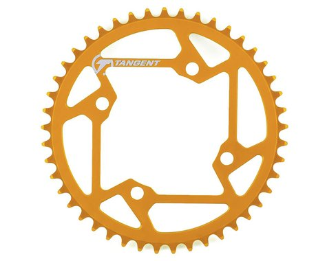 Tangent Halo 4-Bolt Chainring (Gold) (45T)