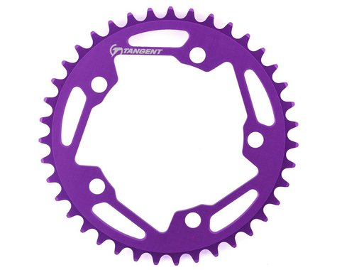 Tangent Halo 5-Bolt Chainring (Purple) (39T)