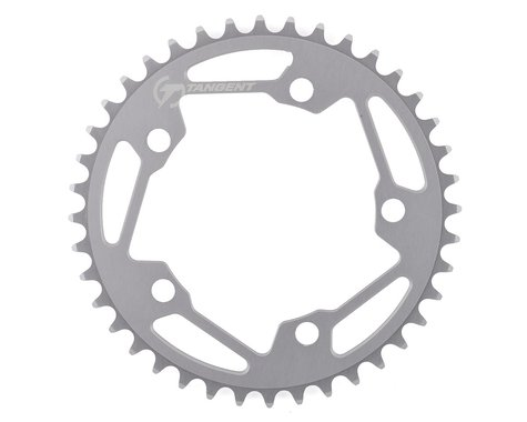 Tangent Halo 5-Bolt Chainring (Gun Metal) (40T)