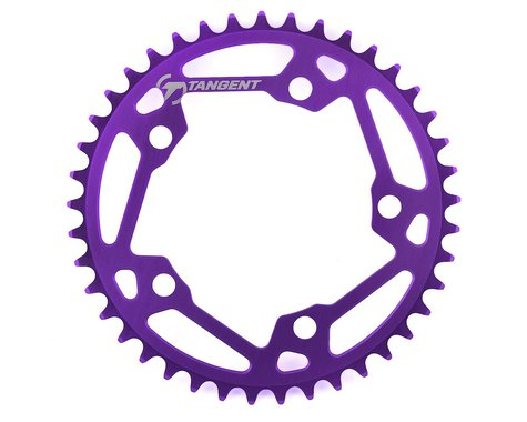 Tangent Halo 5-Bolt Chainring (Purple) (41T)