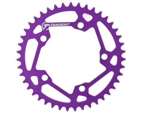 Tangent Halo 5-Bolt Chainring (Purple) (43T)