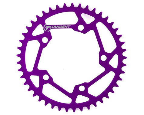 Tangent Halo 5-Bolt Chainring (Purple) (45T)