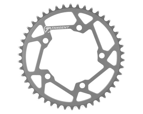 Tangent Halo 5-Bolt Chainring (Gun Metal) (46T)