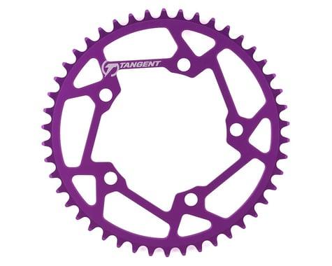 Tangent Halo 5-Bolt Chainring (Purple) (46T)