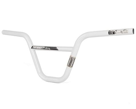 "Tangent T.I.D. BMX Handlebar (White) (7.5"" Rise)"