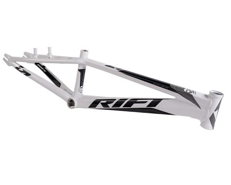 RIFT ES24 Cruiser Race Frame (White/Black/Grey) (Pro)