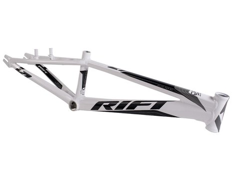 RIFT ES24 Cruiser Race Frame (White/Black/Grey)